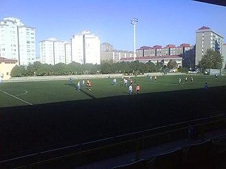 Atlético Coruña Montañeros CF - Elviña Grande