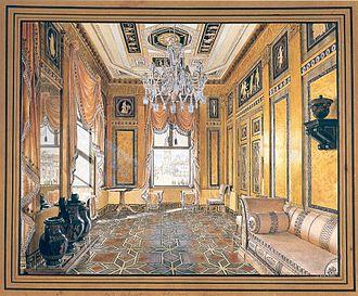 Neo-Grec - Image: Etrurisches Zimmer