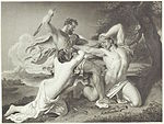 Etty – The Combat (1848 engraving).jpeg