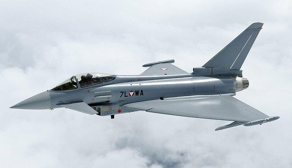Eurofighter Typhoon AUT