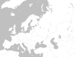 Europe map faroe.png