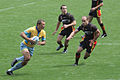 European Sevens 2008, Ukraine vs Belgium, running.jpg