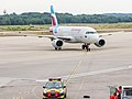 Eurowings - Airbus A319 - D-ABGO - Cologne Bonn Airport - with Follow me car-5073.jpg