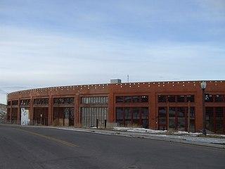 Union Pacific Railroad Complex (Evanston, Wyoming) United States historic place