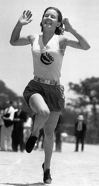 Evelyn Furtsch - Furtsch in 1932
