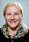 Ewa Bjorling (M) nordisk samarbejdsminister Sverige.   Den nordiske rækkes session 2010. jpg
