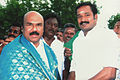 Ex.TN Speaker jayakumar and Bala.jpg