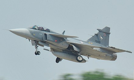 A Royal Thai Air Force JAS 39 Gripen Exercise Cope Tiger (cropped).jpg