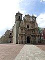 Explanada, Templo de Nuestra Señora de la Soledad, Oaxaca.jpg
