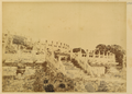Exterior View of the Temple of Heaven (Tian Tan), Showing Marble Stone Stairs Leading to the Hall of Prayer for Good Harvests. Beijing, 1874 WDL2122.png