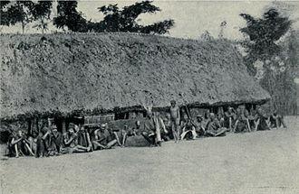 Kingdom of Nri - Eze Nri Obalike sounding his bell