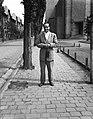 Férfi portré, 1949 Salgótarján. Fortepan 54135.jpg