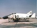 F-4G Phantom II of VF-116 at NAS Miramar 1963.jpg