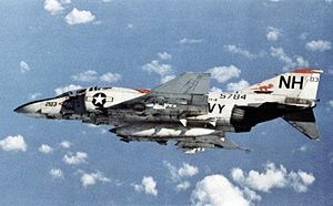 F-4J Phantom VF-114 in flight 1972.jpg