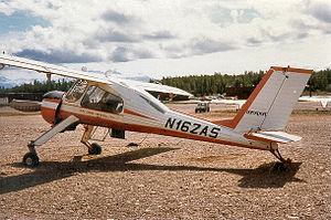 PZL-104 Wilga - PZL-104 Wilga 35, rear view
