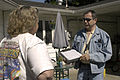 FEMA - 30333 - PDA team member in Missouri talking to resident.jpg