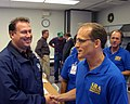 FEMA - 32241 - FEMA's Rodriguez welcomes SBA Administrator Preston at Ohio DRC.jpg