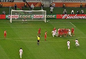 2010 FIFA World Cup Group G - Portugal vs North Korea