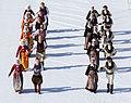FIL 2012 - Arrivée de la grande parade des nations celtes - Dañserien ar vro Pourlet.jpg