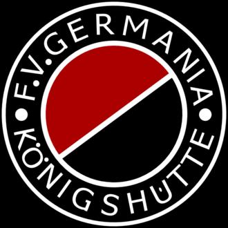 AKS Chorzów - Logo of FV Germania Königshütte