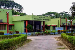 Bidhan Chandra Krishi Viswavidyalaya - Faculty of Agricultural Engineering, BCKV