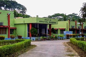 Bidhan Chandra Krishi Viswavidyalaya - Faculty of Agricultural Engineering, BCKV