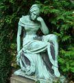 Familiengrab des Otto Schurig - Mutter Erde fec.jpg