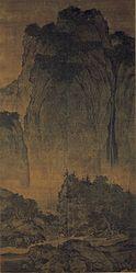Fan Kuan: Travelers Among Mountains and Streams