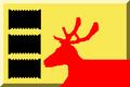 Fantasy flag of Dutch football club Cambuur Leeuwarden.png