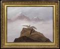 Fantasy of the Alps (Carl Gustav Carus) - Nationalmuseum - 179389.tif