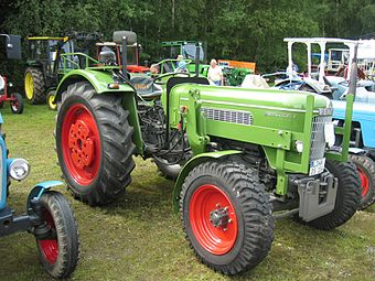 Fendt Favorit 3 Allrad (FWA150/7)
