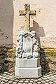 Feldkirchen Kirchgasse Friedhof Grabstein Josef Schmid Dengler 02082018 6117.jpg