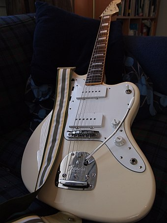 Vibrato systems for guitar - Wikiwand