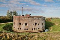 Festungsanlage in Muiden (Niederlande) IMG AACJ.JPG