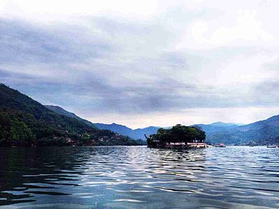 Fewa Lake on a rainy day.jpg