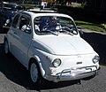 Fiat 500 (Auto classique VACM Terrebonne 2013).JPG