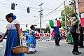 Fiestas Patrias Parade, South Park, Seattle, 2017 - 106 - Grupo Folklórico Herencias Mexicanas.jpg