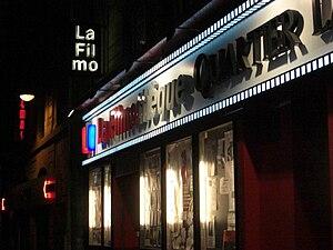 Filmothèque du Quartier Latin Paris