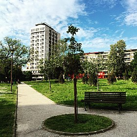 Image illustrative de l'article Parc Gavrilo Princip