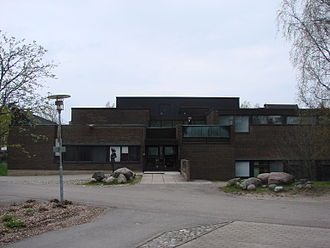 Finnish School of Watchmaking, Leppavaara, Espoo Finnish School of Watchmaking.JPG