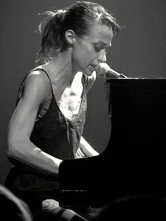 Fiona Apple - Apple performing at Terminal 5, New York, 2012