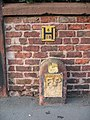 Fire Hydrant Sign on Hough Green - geograph.org.uk - 340665.jpg