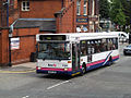 First Manchester bus 40350 (P316 LND), 9 June 2008 (1).jpg