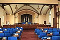 First Presbyterian Church Sanctuary, 323 West Grand River Avenue, Howell, Michigan - panoramio.jpg