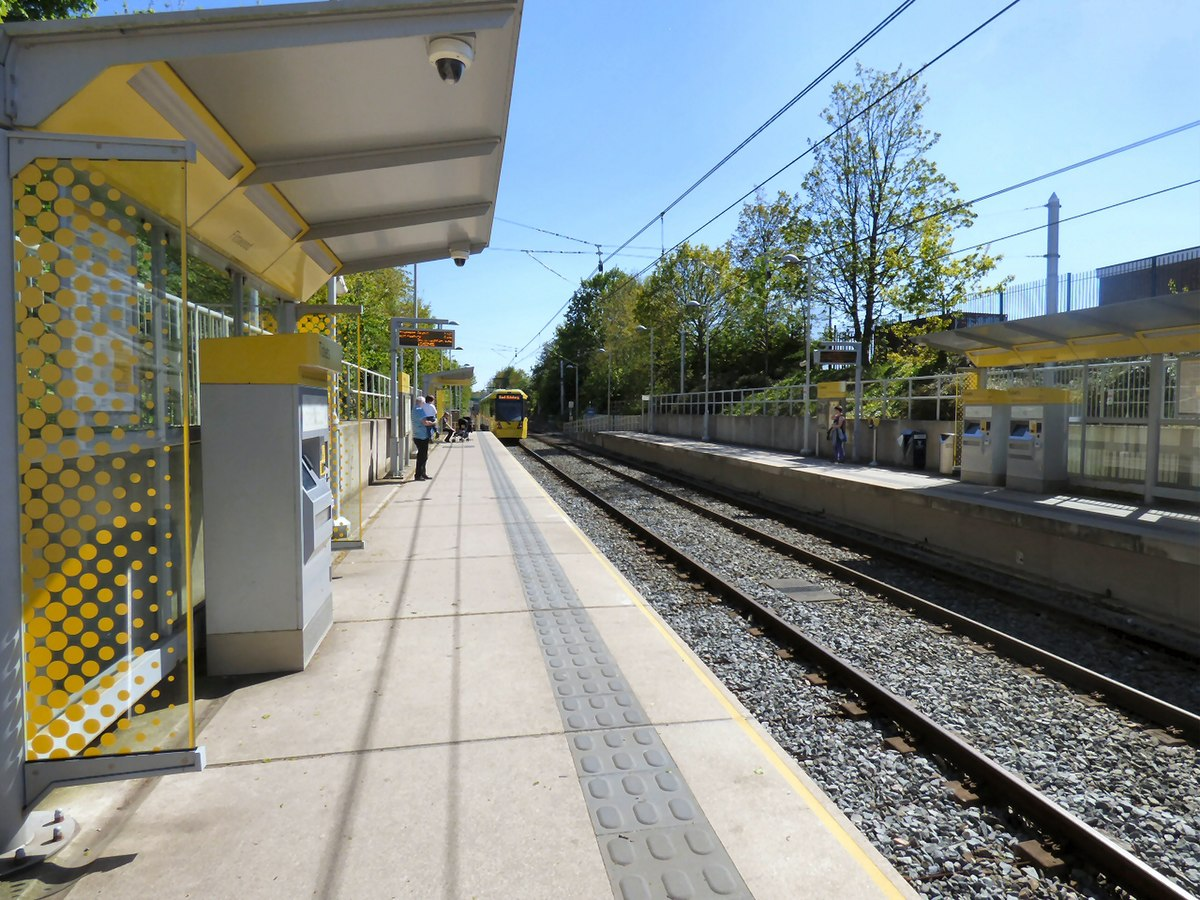 Firswood Tram Stop
