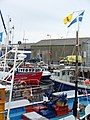 Fishing Boats in Kirkwall Harbour - geograph.org.uk - 488806.jpg