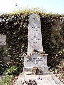 Flór Ferenc sírja.jpg