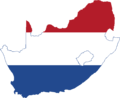 Flag map of South Africa (Netherlands).png