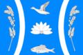 Flag of Chernoerkovskoe (Krasnodar krai).png