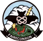 Fleet Air Reconnaissance Squadron 1 (US Navy) insignia c1974.png